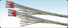 电动车电机八芯控制线缆