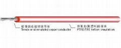 UL1180 铁氟龙绝缘电线