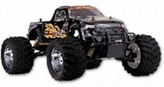 先豪大脚油车(1:5),遥控油车模型