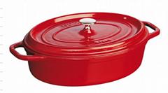 鑄鐵搪瓷荷蘭鍋
