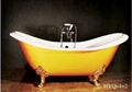 cast-iron buthtub