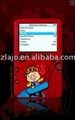 Sell Printed Silicone Skin for iPod Video 1