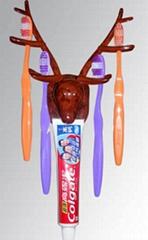 Deer Toothbrush Holder