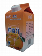 多美多橙汁饮料(屋顶包)
