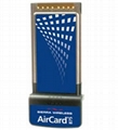 Aircard 875 3.6Mbps wireless HSDPA modem