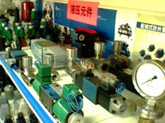 液压元件,液压管,液压电磁阀,液压缸