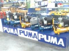 美国巨霸PUMA空压机,气动工具,北京展示厅
