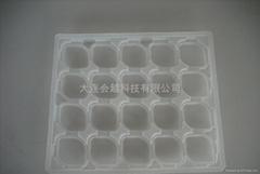 天津永久性防靜電導電電子產品塑料包裝盒