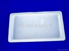 大连防冻裂耐低温海鲜塑料包装盒