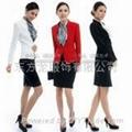 行政职业服套装 2