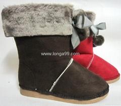時尚新款雪地靴子