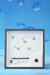 BE-96指針式電壓表