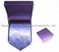 Necktie package case