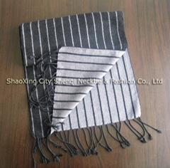 100% 人造棉圍巾