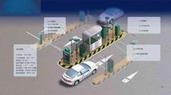 小區停車場管理系統