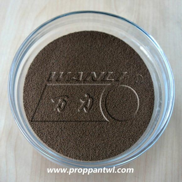 High quality and low price ceramic proppant 4