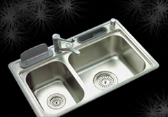 One PC Process Stainless Steel Sink (ABN-810)