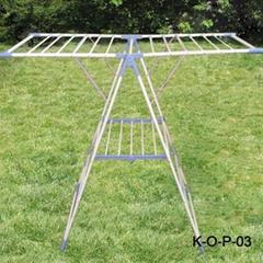 Powder Coating Clothes Rack/Hanger (K-O-P-03)