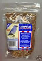 freezed  dried mealwroms birds and hamster