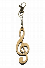 Piano key chain,music gifts