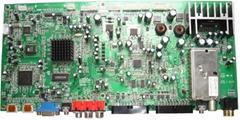 LCD TV Driver Card TD-AV004