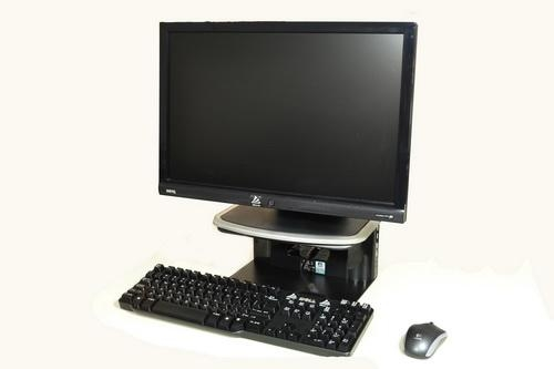 LCD monitor stand with 2.0 speaker 5