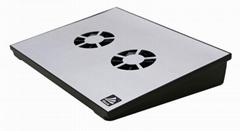iDock MC2 laptop cooling pad with 4 ports usb hub and 2.0 speaker