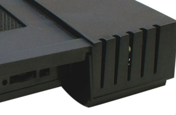 iDock MC3 3 fans notebook cooler pad with 4 ports usb hub and speaker 5