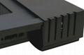 iDock MC4 big fan cooling pad with 4 ports usb hub and speaker 3