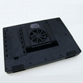 iDock E1 mini laptop stand/laptop cooling pad with usb 5