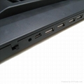 iDock A2 laptop stand with usb 4