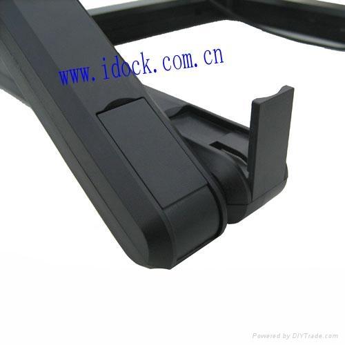 iDock X1 duplex option laptop cooler with usb 5