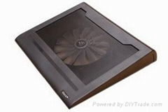 iDock C4 big fan laptop cooler pad with usb