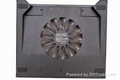 iDock C4 big fan laptop cooler pad with usb 3