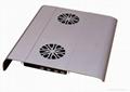 iDock C5 aluminum notebook cooler pad