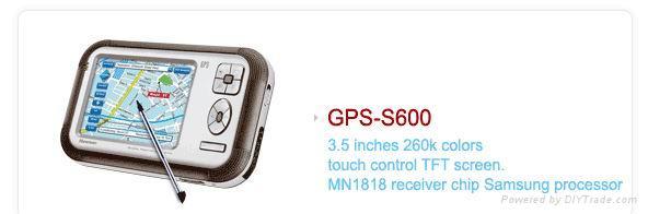 Car Portable GPS 1