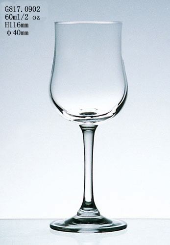 Crystal Glass Wine Cup 4