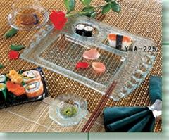 Japanese glassware