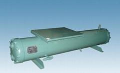 水冷凝機 干式蒸發器
