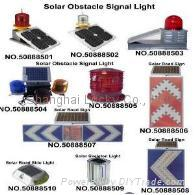 solar singal lights for ROADS & RAILWAYS & AIRPORTS & OTHERS.