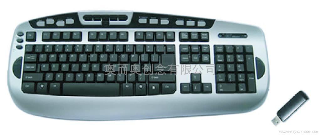 無線鍵盤 1
