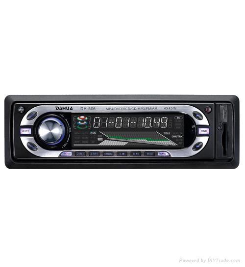 车载DVD播放器  DH-506 1