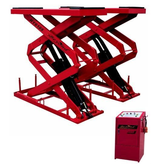 3TON BURIED SCISSOR LIFT - SR 6105 - beyond (China Manufacturer