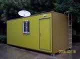 Matt container house