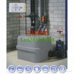 升利全能污水提升器