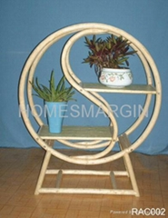 bentwood flower stand