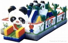 Panda fun land