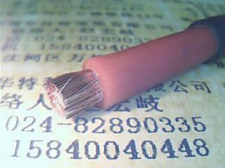 高压耐高温硅橡胶引接线 5
