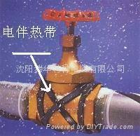 太阳能热水器专用配套电伴热带电缆 5