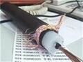 Electrostatic precipitator high voltage DC cables 3